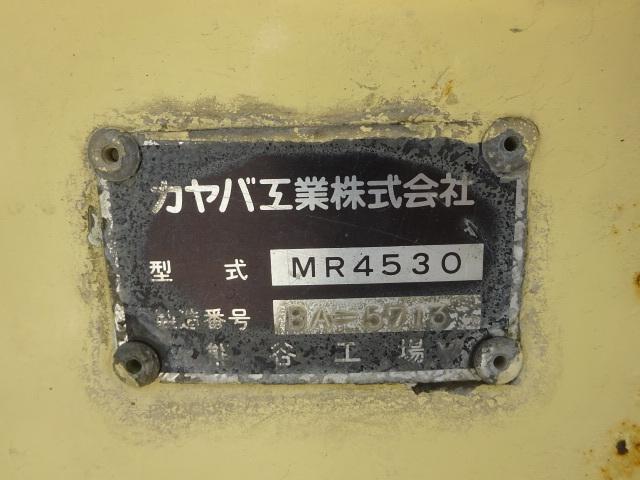 三菱 H16 スーパーグレート コンクリートミキサー 8.9㎥ 画像17