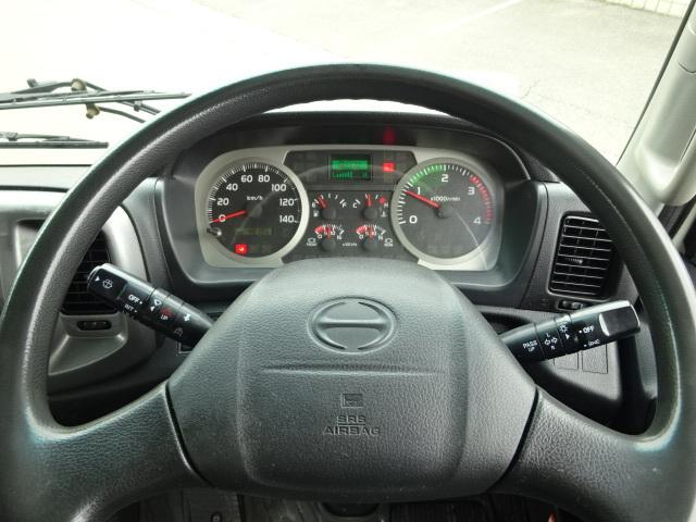 日野 H25 レンジャー ワイド 低温冷凍車 格納PG 画像22