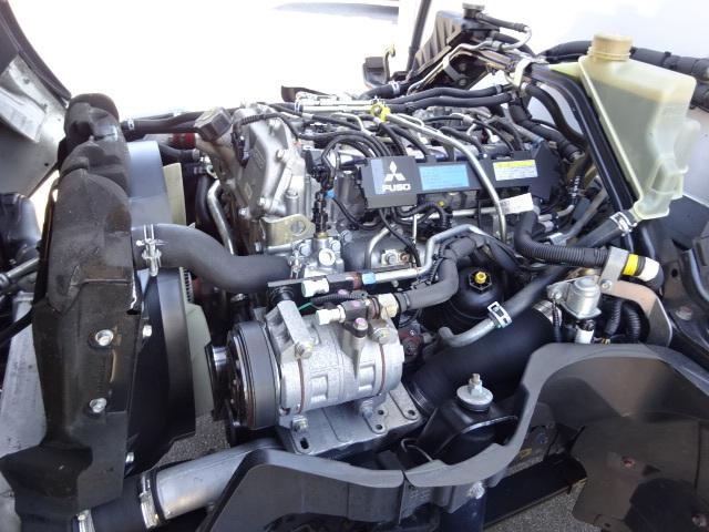三菱 H26 キャンター ロング 低温冷凍車  画像17