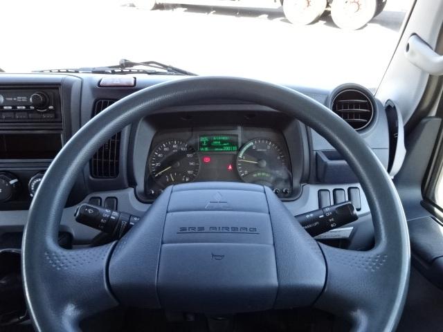 三菱 H26 キャンター ロング 低温冷凍車  画像20