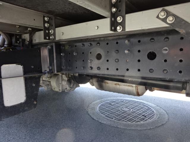 三菱 H26 キャンター ロング 低温冷凍車  画像15