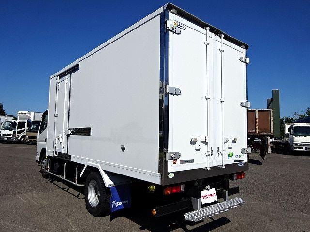 三菱 H26 キャンター ロング 低温冷凍車  画像9