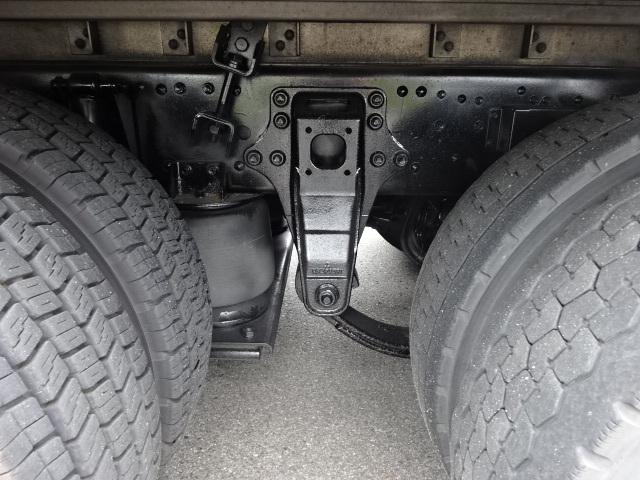 三菱 H27 スーパーグレート 4軸低床冷凍ウィング 格納PG 画像13