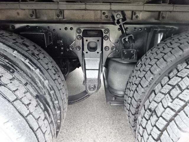三菱 H27 スーパーグレート 4軸低床冷凍ウィング 格納PG 画像14