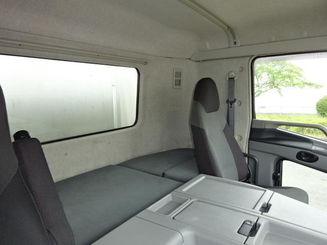 三菱 H27 スーパーグレート 4軸低床冷凍ウィング 格納PG 画像23