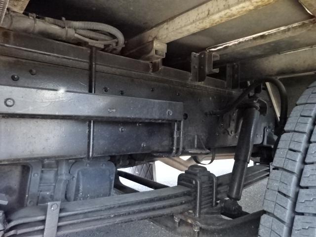 三菱 H21 スーパーグレート 4軸低床冷凍ウィング 画像15