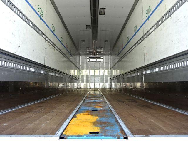 三菱 H21 スーパーグレート 4軸低床冷凍ウィング 画像9