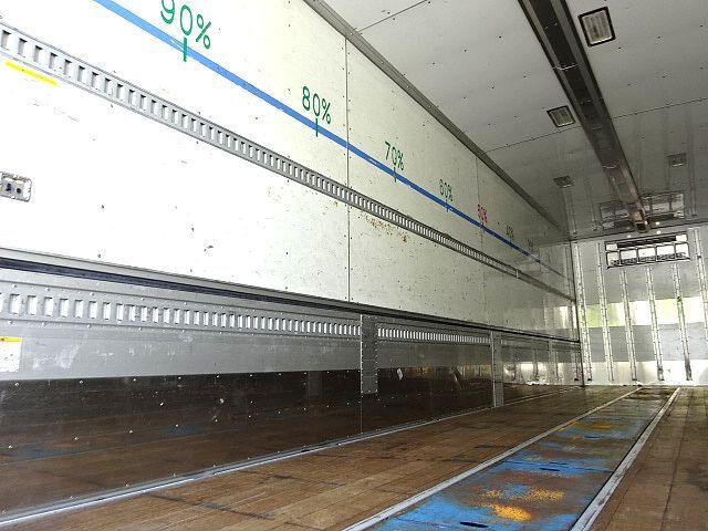 三菱 H21 スーパーグレート 4軸低床冷凍ウィング 画像10