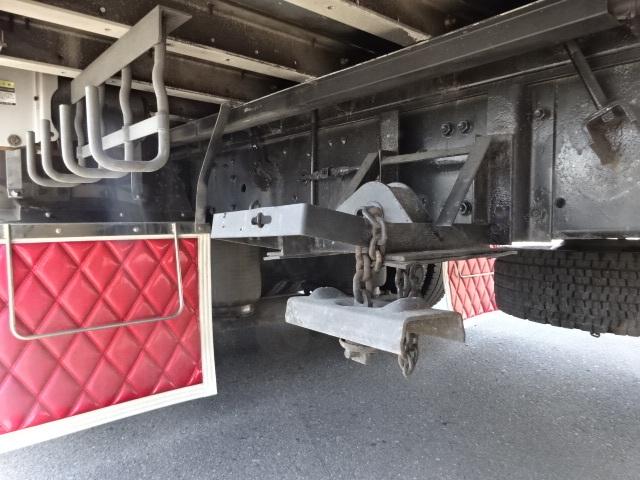 三菱 H21 スーパーグレート 4軸低床冷凍ウィング 画像14