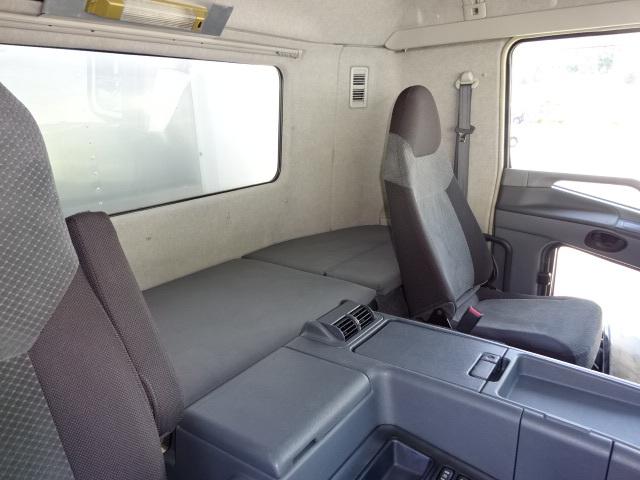 三菱 H21 スーパーグレート 4軸低床冷凍ウィング 画像23