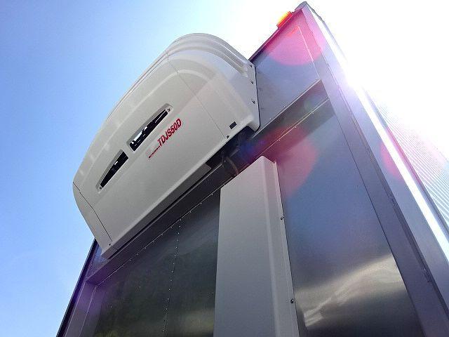 三菱 H21 スーパーグレート 4軸低床冷凍ウィング 画像26