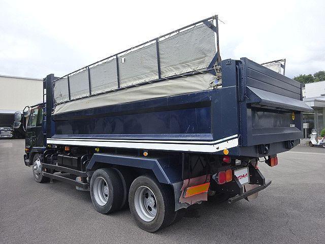 日産 H18 コンドル 増トン ダンプ 530x220 車検付 画像7