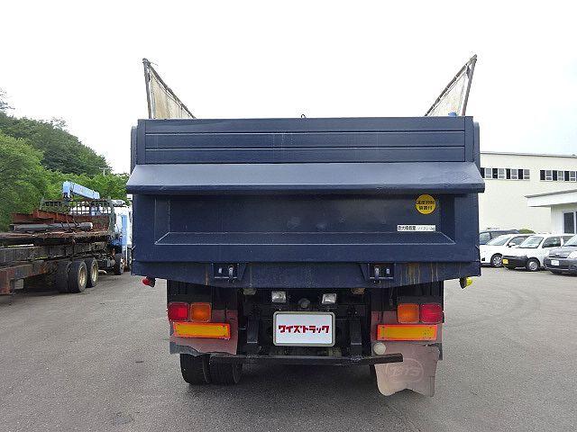 日産 H18 コンドル 増トン ダンプ 530x220 車検付 画像8