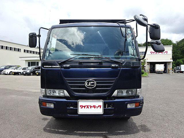 日産 H18 コンドル 増トン ダンプ 530x220 車検付 画像3