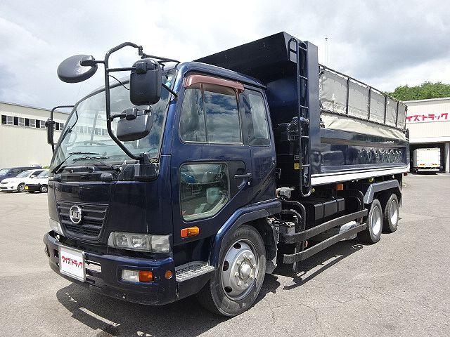 日産 H18 コンドル 増トン ダンプ 530x220 車検付 画像2