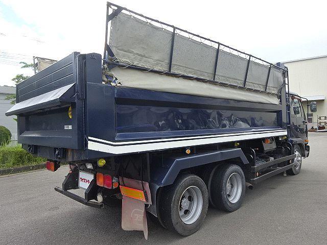 日産 H18 コンドル 増トン ダンプ 530x220 車検付 画像9