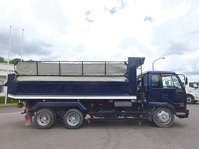 日産 H18 コンドル 増トン ダンプ 530x220 車検付 画像5
