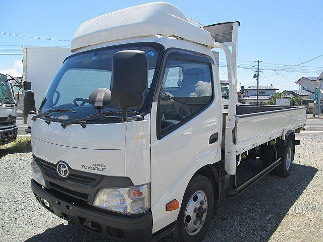 トヨタ H23 トヨエース 平 4WD