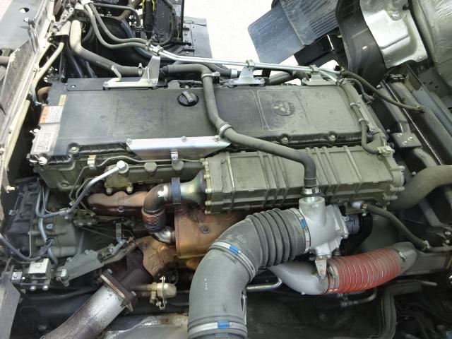 三菱 H28 スーパーグレート ロングダンプ 深ダンプ 車検付 画像22