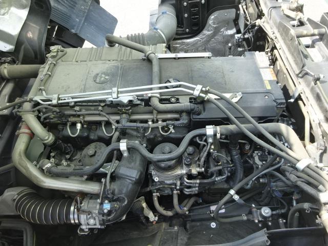 三菱 H28 スーパーグレート ロングダンプ 深ダンプ 車検付 画像21