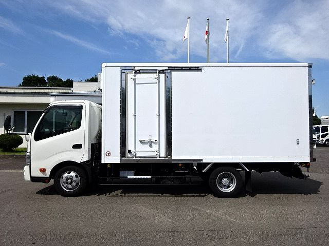 日野 H25 デュトロ ワイドロング 低温冷凍車 画像4