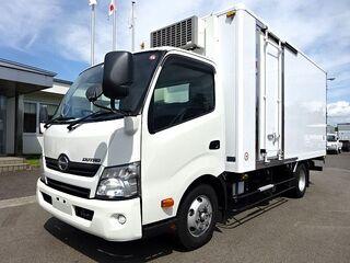H25 デュトロ ワイドロング 低温冷凍車