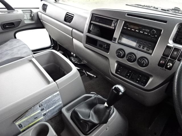 UD H23 コンドル ワイド 低温冷凍車 画像20
