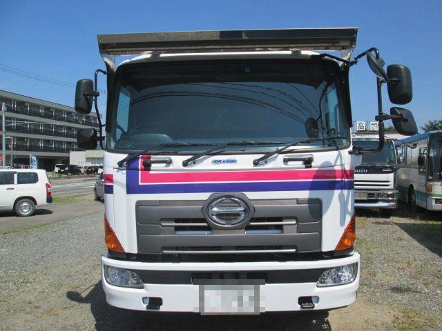 日野 H25 プロフィア コンクリートミキサー車 8.7㎥ 車検付 画像2