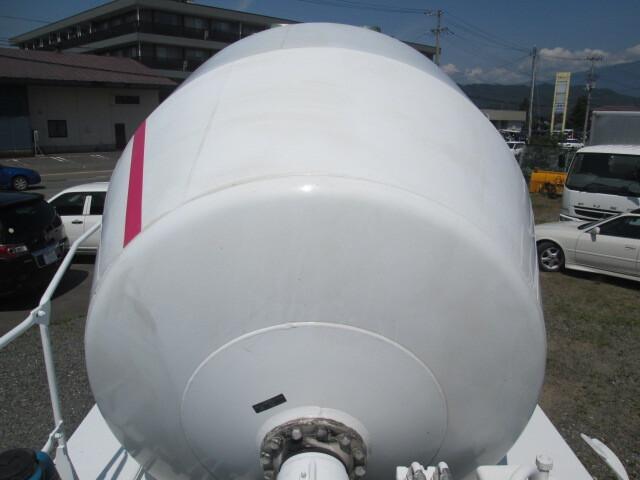 日野 H25 プロフィア コンクリートミキサー車 8.7㎥ 車検付 画像9