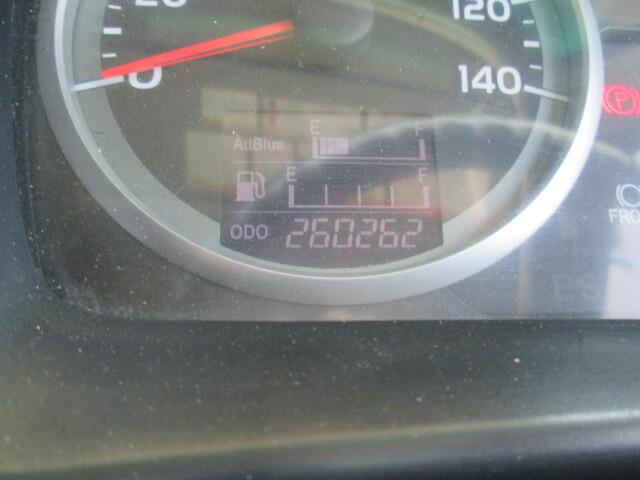 日野 H25 プロフィア コンクリートミキサー車 8.7㎥ 車検付 画像27