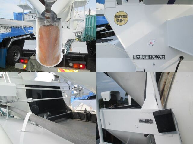 日野 H25 プロフィア コンクリートミキサー車 8.7㎥ 車検付 画像21