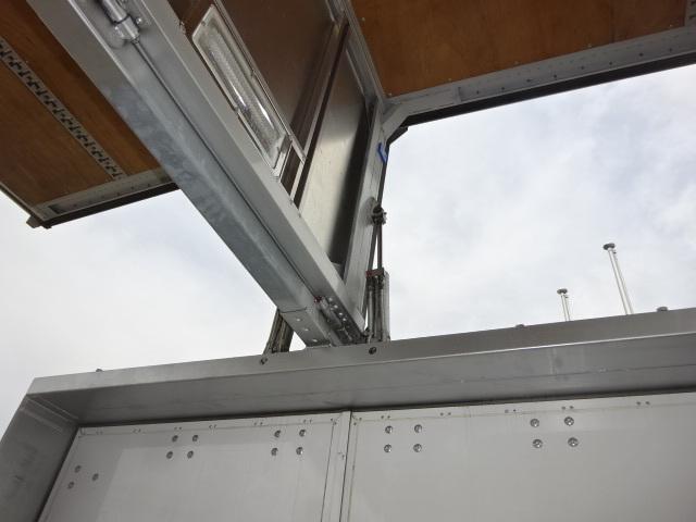 日野 H27 プロフィア ハイルーフ 4軸低床アルミウィング  画像14