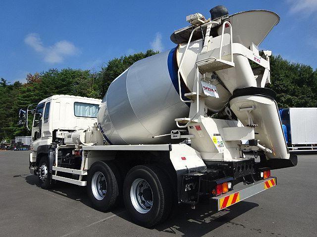 いすゞ H27 ギガ コンクリートミキサー 車検付 画像6