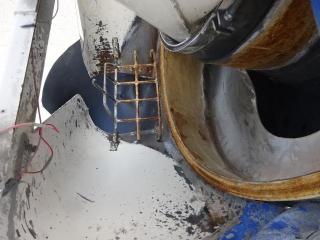 いすゞ H27 ギガ コンクリートミキサー 車検付 画像14