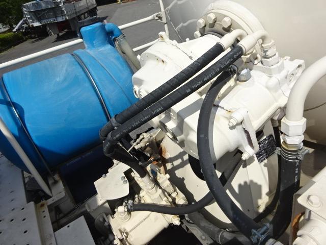 いすゞ H27 ギガ コンクリートミキサー 車検付 画像16