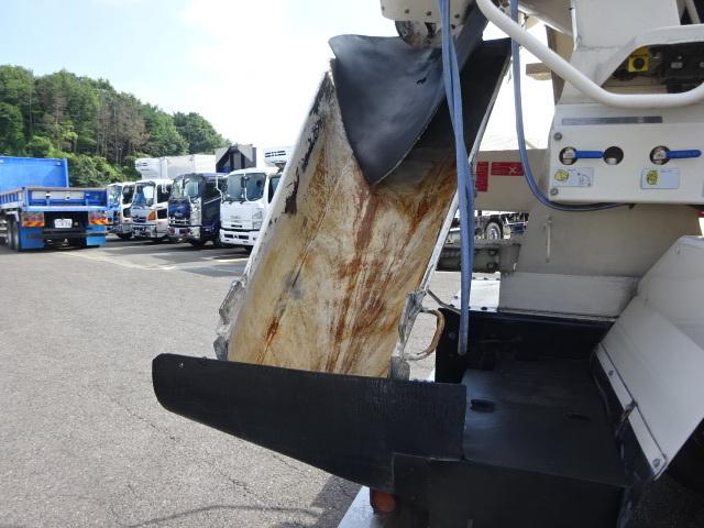 いすゞ H27 ギガ コンクリートミキサー 車検付 画像13
