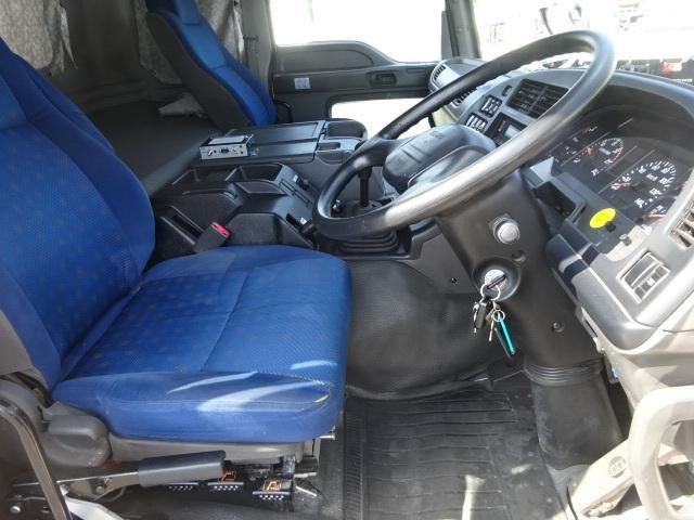いすゞ H27 ギガ コンクリートミキサー 車検付 画像23