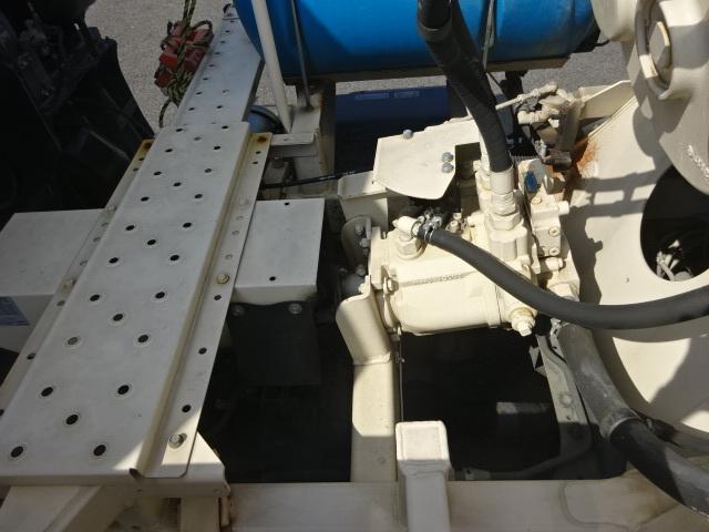 いすゞ H27 ギガ コンクリートミキサー 車検付 画像20