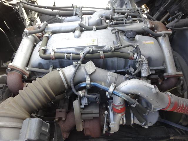 いすゞ H27 ギガ コンクリートミキサー 車検付 画像22