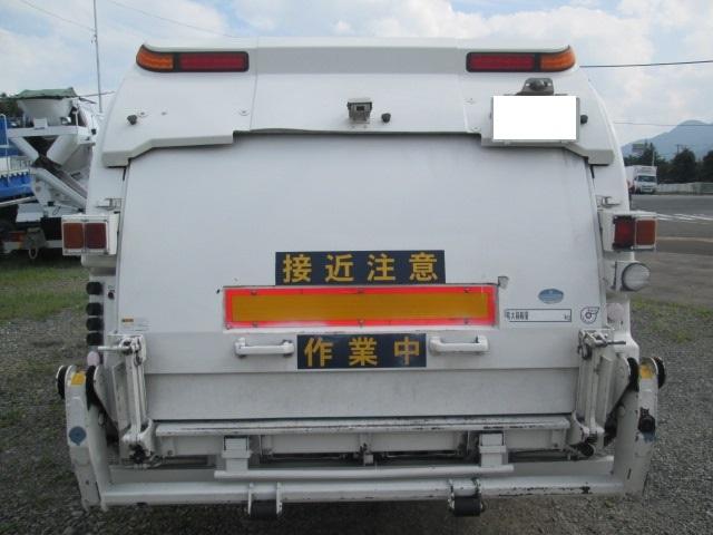 日野 H21 デュトロ パッカー車 ダンプ式 6.4㎥ 車検付 画像7