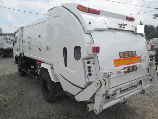 日野 H21 デュトロ パッカー車 ダンプ式 6.4㎥ 車検付 画像6