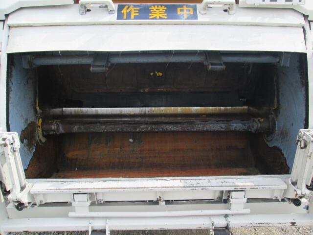 日野 H21 デュトロ パッカー車 ダンプ式 6.4㎥ 車検付 画像9