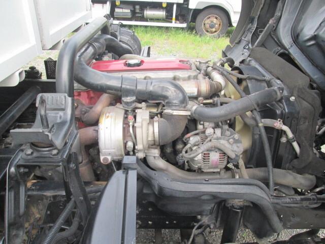 日野 H21 デュトロ パッカー車 ダンプ式 6.4㎥ 車検付 画像24
