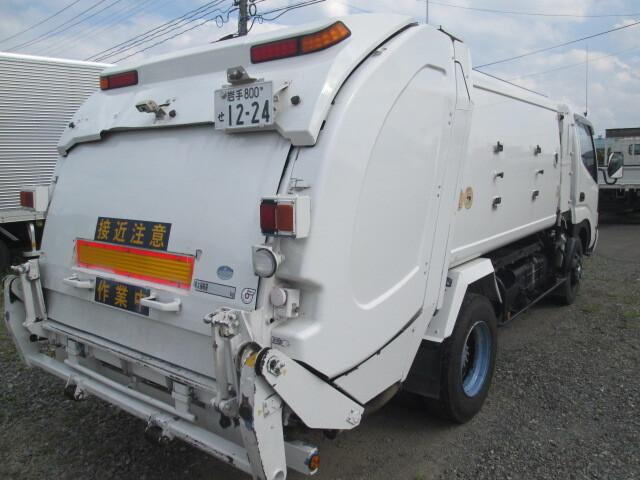 日野 H21 デュトロ パッカー車 ダンプ式 6.4㎥ 車検付 画像8