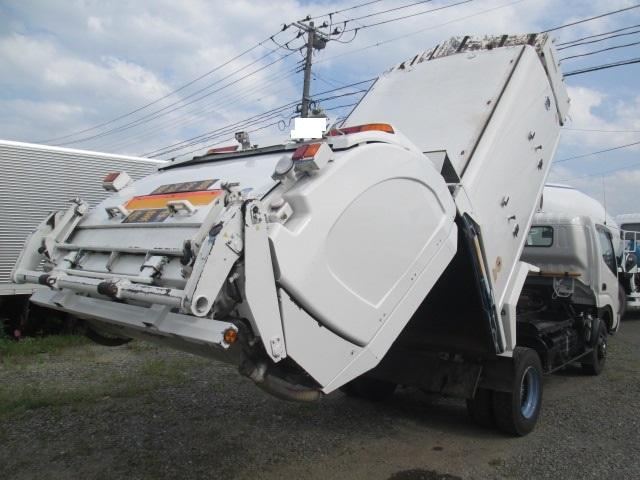 日野 H21 デュトロ パッカー車 ダンプ式 6.4㎥ 車検付 画像13