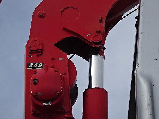 いすゞ H15 フォワード 平 セルフ 5段クレーン 車検付 画像13