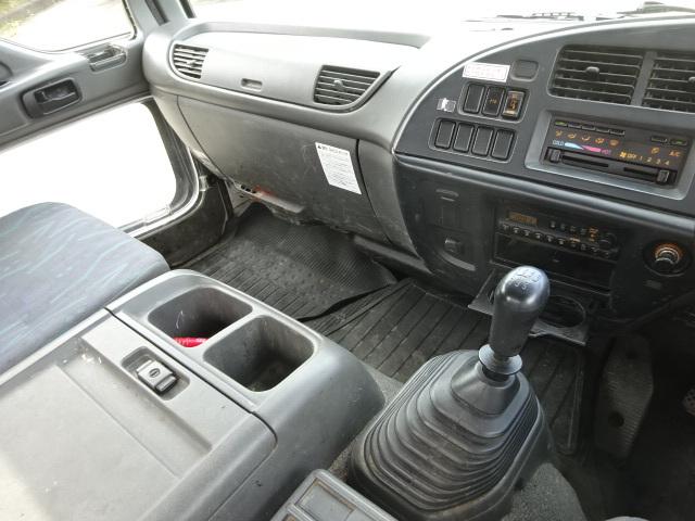 いすゞ H15 フォワード 平 セルフ 5段クレーン 車検付 画像31