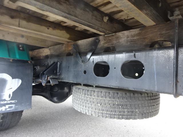 いすゞ H15 フォワード 平 セルフ 5段クレーン 車検付 画像23