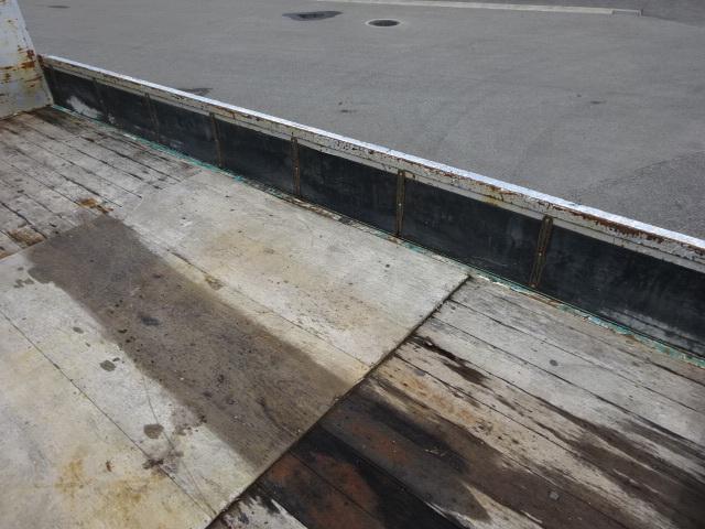いすゞ H15 フォワード 平 セルフ 5段クレーン 車検付 画像16