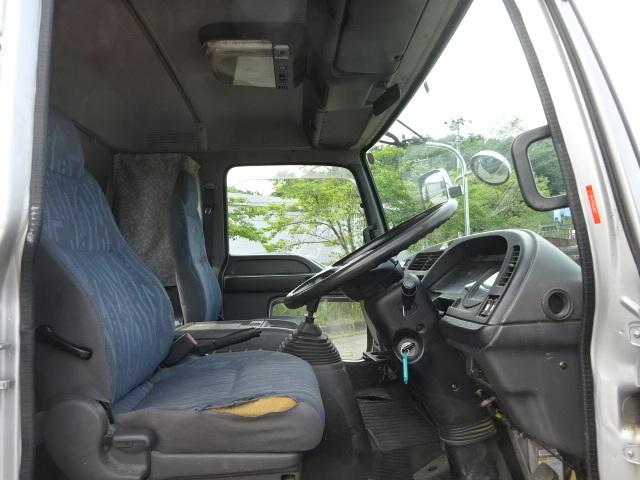 いすゞ H15 フォワード 平 セルフ 5段クレーン 車検付 画像28